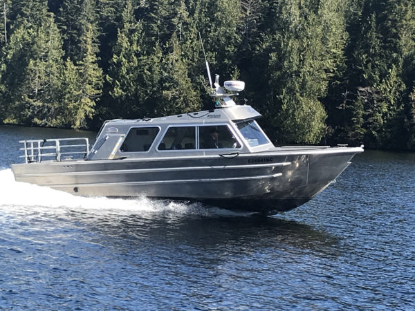NorthVancouver Island Water Taxi