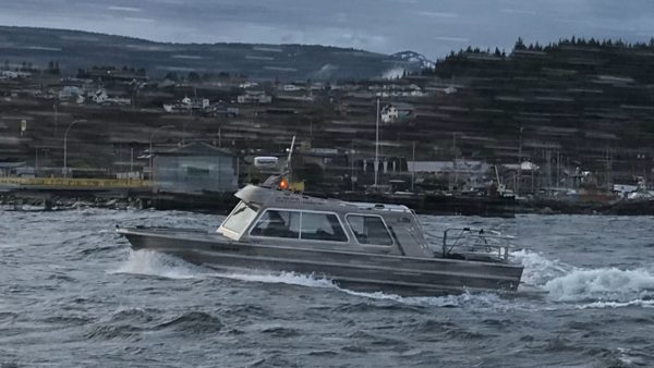Northern Vancouver Island Water Taxi